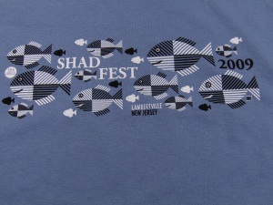 Shadfest 2009 T Shirt