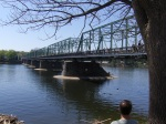 New Hope PA - Lambertville NJ Bridge