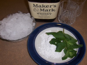 Mint Julep for Derby Day