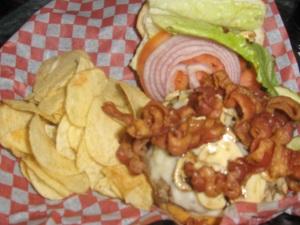 John & Peter's Burger