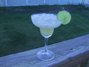 Margaritas from scratch