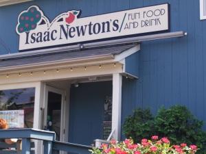 Isaac newton's newtown coupons