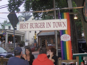 Best Burgers in Town - Peter and John's