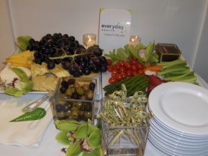 Everyday Health - Veggie Platter