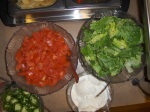 Fajita and Taco Fixings