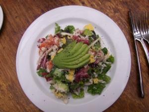 Karla's Seafood Salad