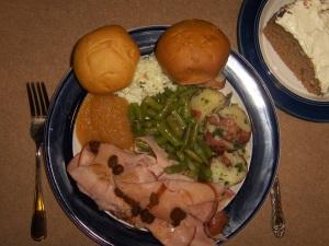 Church Ham Supper
