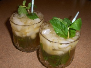 Derby Day Mint Juleps
