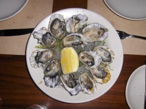 Oysters Brasserie 44