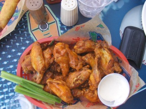 Phillies Chicken Wings