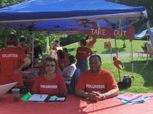 Lobsterfest Volunteers