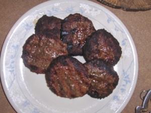 Home-made Burgers