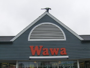 Wawa Store in New Hope PA
