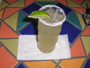 Preferred Margarita at Poco's