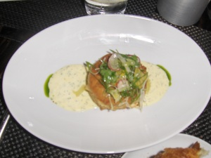 Crab Cakes at BLT Prime