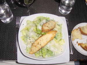 Cesear Salad at BLT Prime