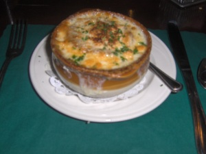 Bowman's Tavern French Onion Soup