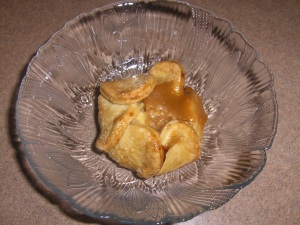 Caramel Apple Tartlet