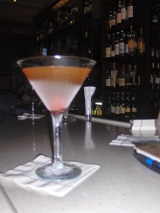 Morgan's French Manhattan