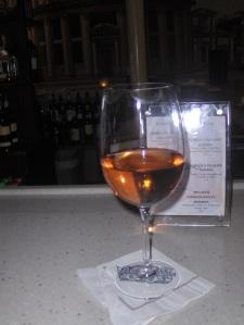 Rose Wine at Marsha Brown