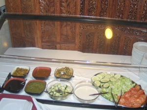 Salad Bar at Spice In