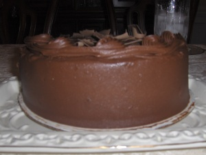 Amish Chocolate Cake
