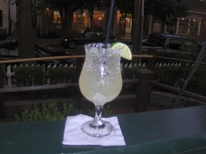 Margaritas at the Login Inn