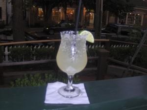Margaritas at the Login Inn