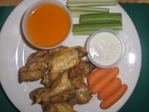 D'Ag's Chicken Wings