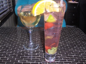 Summertime Drinks at The Yardley Inn
