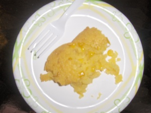 Homemade Mexican Cornbread