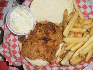 Carolina Pulled Pork Sandwich in Eagles Mere PA