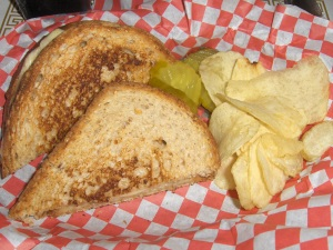 Grilled Cheese Sandwich - Eagles Mere PA