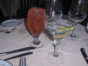 Cocktails at Centerbridge Inn